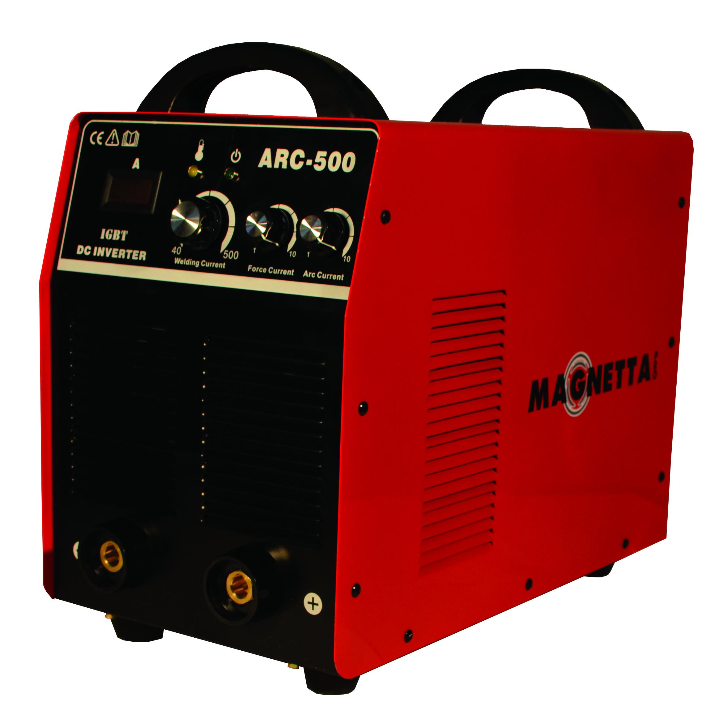 Инверторный сварочный аппарат ARC-500 IGBT MAGNETTA