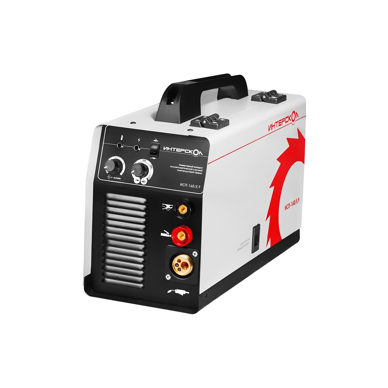 Инверторный аппарат ручной электродуговой сварки ММА ИСА-250/10,6 Интерскол